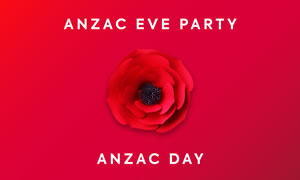 Anzac Day Eve Party at Temperance Hotel