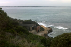 Fort Nepean on the Mornington Peninsula